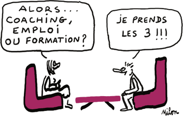 coahing emploi formation